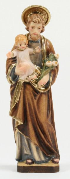 Heiligenfigur - Hl. Antonius & Geschenkschachtel