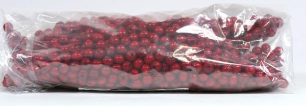 Rosenkranzperlen - Rot & 1000 Stück