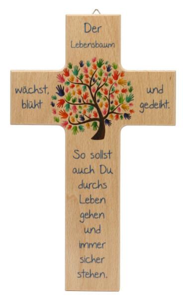 Kinderkreuz - Der Lebensbaum