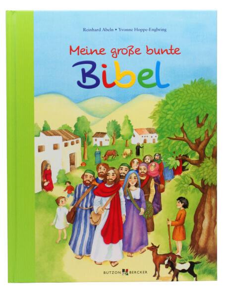 Kinderbuch - Meine große bunte Bibel