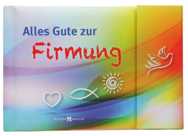Geschenkbuch - Alles Gute zur Firmung