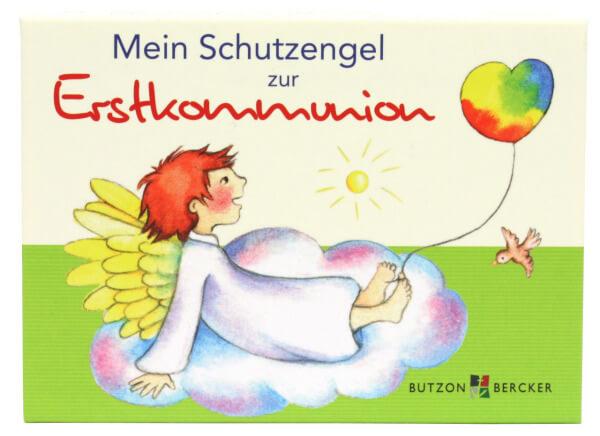 Kinderbuch - Mein Schutzengel zur Erstkommunion