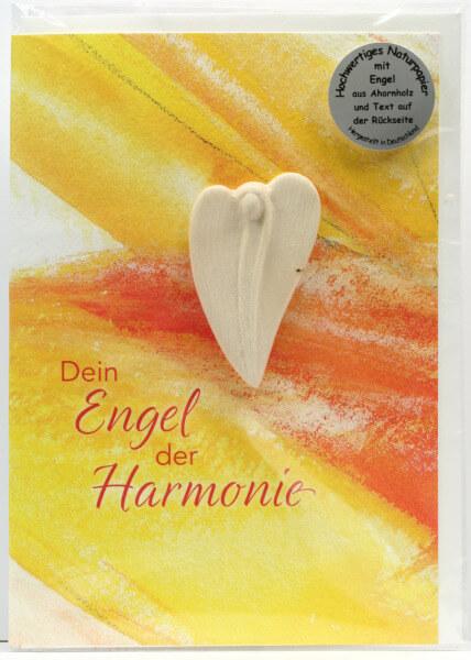 Engelkarte - Dein Engel der Harmonie & Handschmeichler