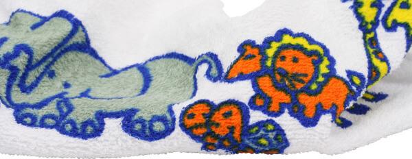 Mini-Handtuch - Arche Noah