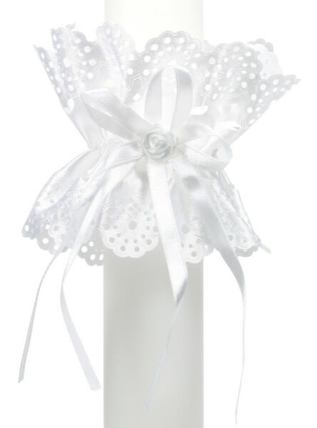 Tropfschutz - Weiße Rose