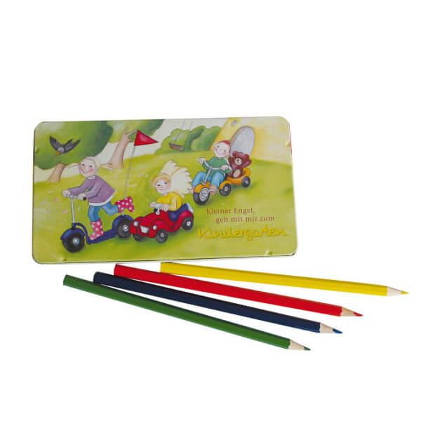Buntstifte - Zum Kindergarten