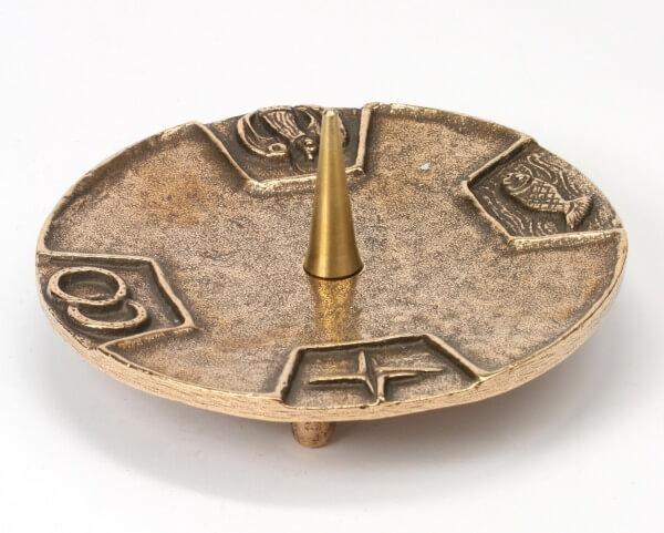 Bronzeleuchter - Modern