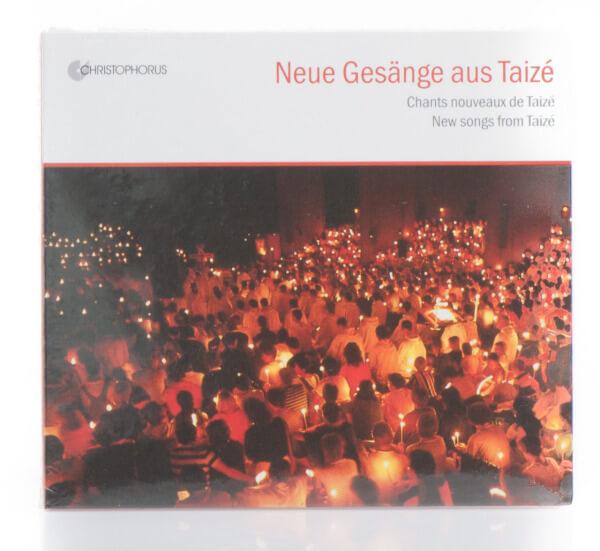 CD - Neue Gesänge aus Taizé
