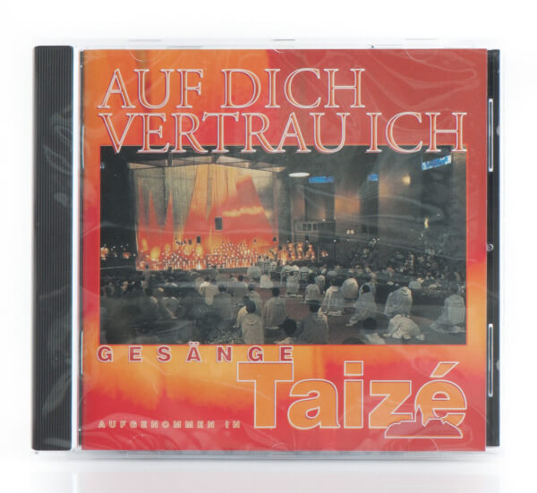 CD - Taizé: Auf dich vertrau ich