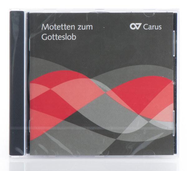CD - Motetten zum Gotteslob