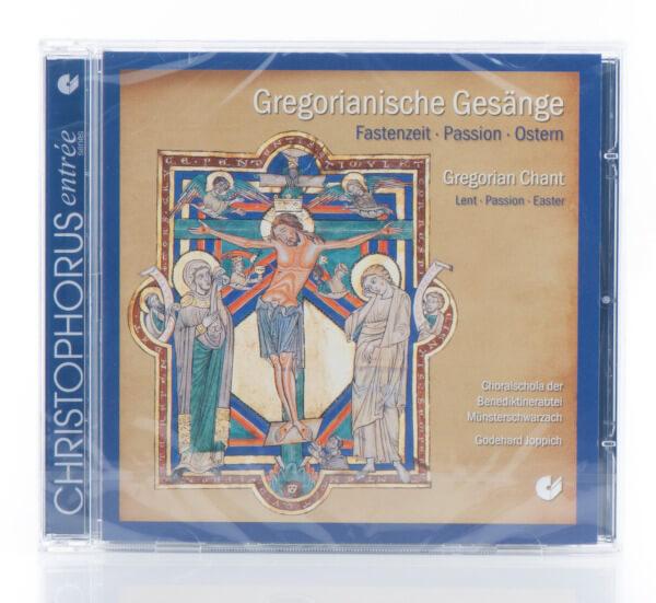 CD - Gregorianische Gesänge: Ostern