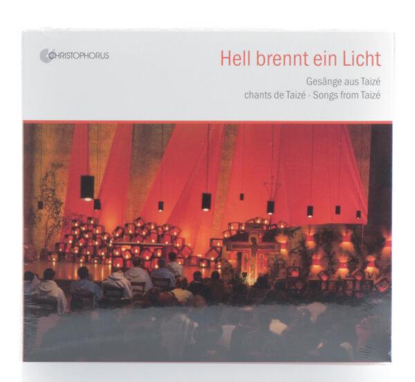 CD - Taizé: Hell brennt ein Licht
