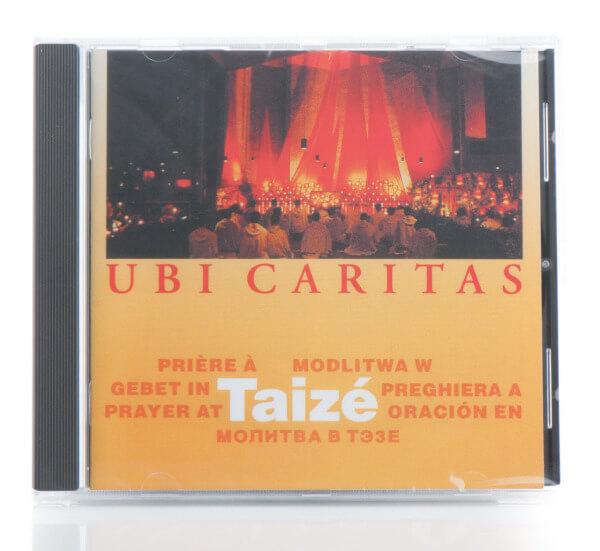 CD - Taizé: Ubi Caritas