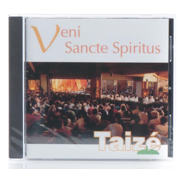 CD - Taizé: Veni Sancte Spiritus