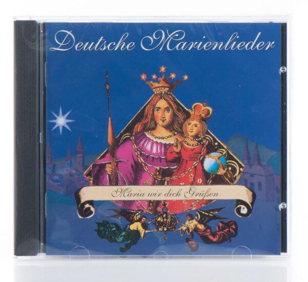 CD - Deutsche Marienlieder