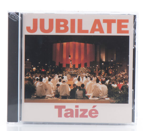 CD - Taizé: Jubilate