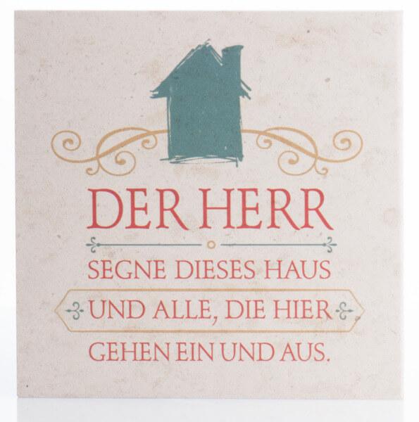 Haussegen - Naturstein & Vintage