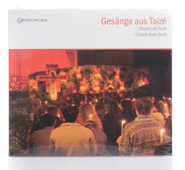 CD - Gesänge aus Taizé
