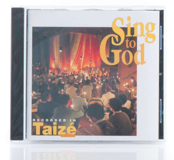CD - Taizé: Sing to God