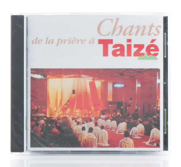 CD - Chants de la prière à Taizé