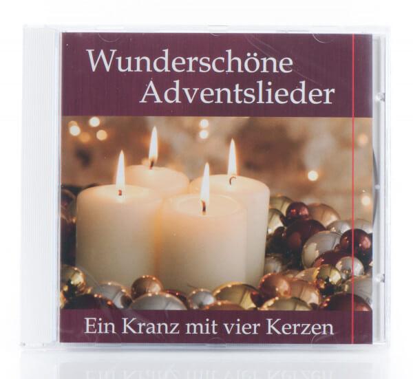 CD - Wunderschöne Adventslieder