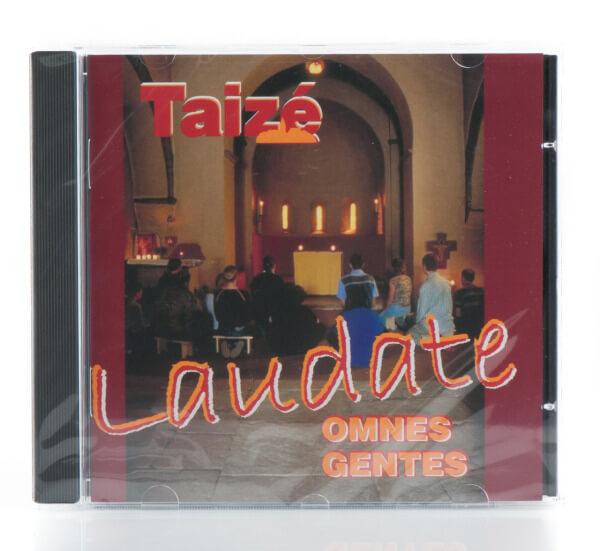 CD - Taizé: Laudate Omnes Gentes