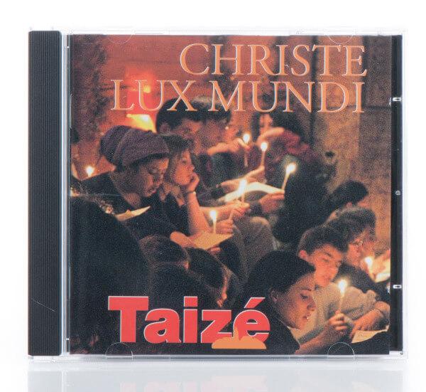 CD - Taizé: Christe Lux Mundi