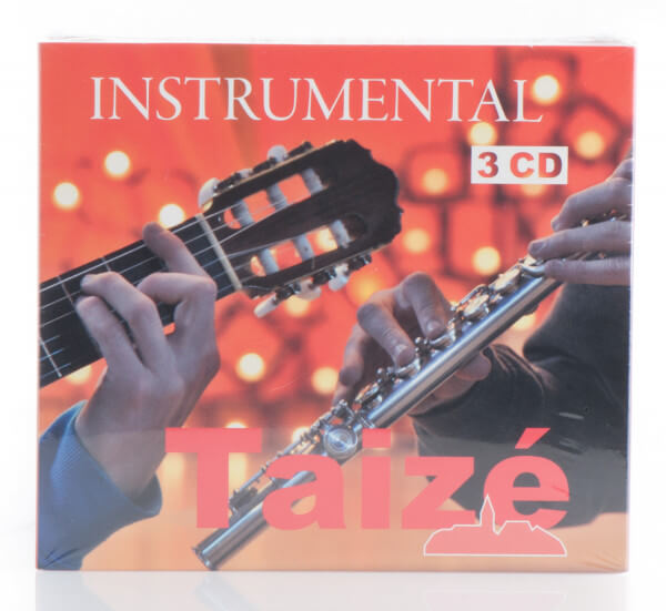 CD-Box - Taizé: Instrumental Artikel-Nr : 264-168