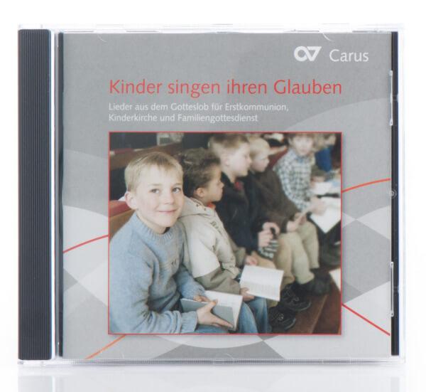CD - Kinder singen ihren Glauben