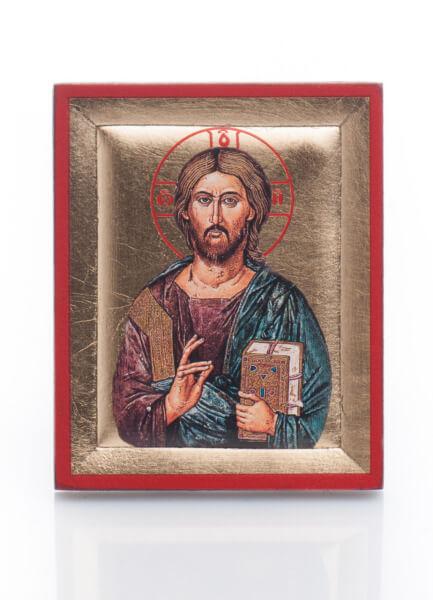 Stand-Ikone - Christus & Zum Hängen