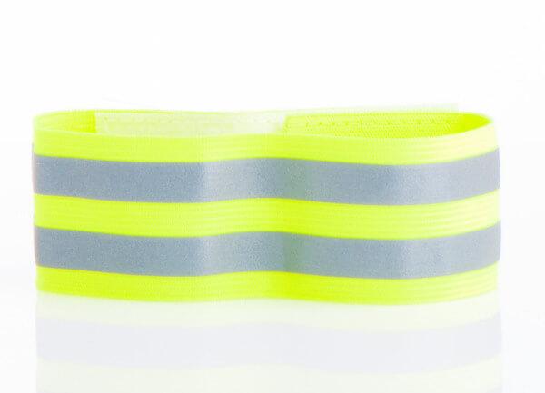 Reflektorband - Gelb & Fisch