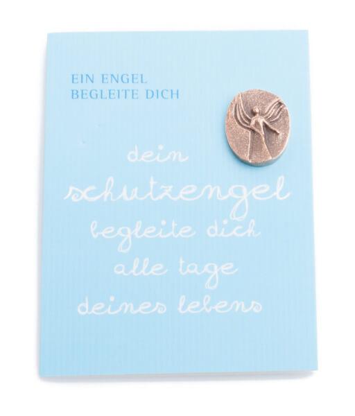 Mini-Handschmeichler - Dein Schutzengel begleite dich