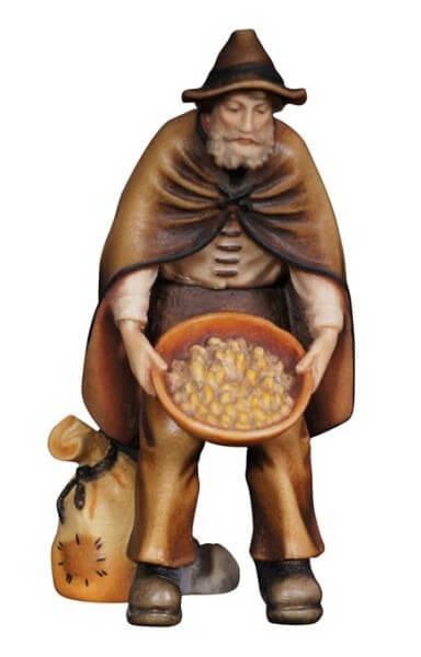 Kostner-Krippe - Hirt Fütterer
