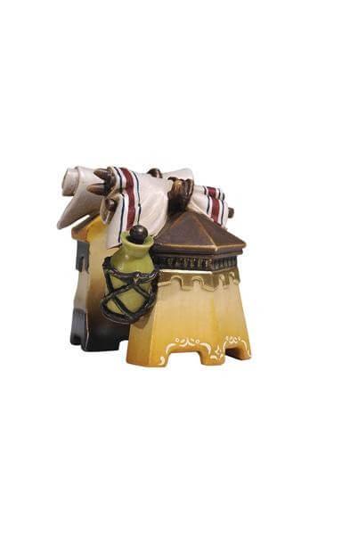 Kostner-Krippe - Gepäck für Elefant