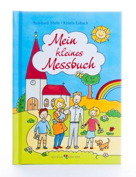 Kinderbuch - Mein kleines Messbuch