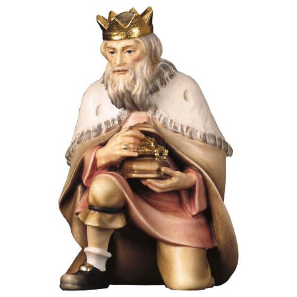 Hirten Krippe - König kniend