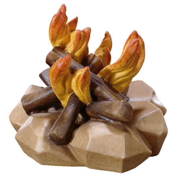 Hirten Krippe - Feuer