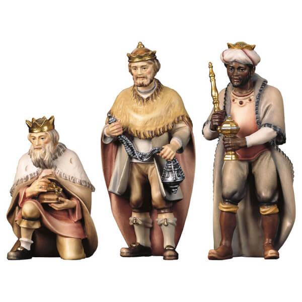 Hirten Krippe - Drei Könige-3 Teile