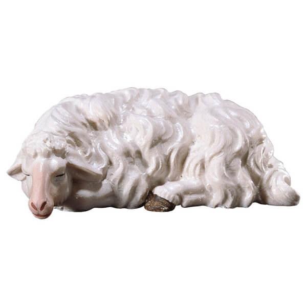 Hirten Krippe - Schaf schlafend