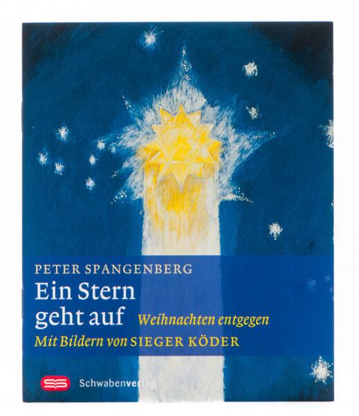 Geschenkheft zu Weihnachten - Ein Stern geht auf