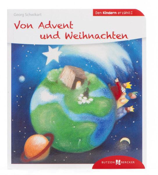Kinderbuch - Von Advent und Weihnachten den Kindern ...