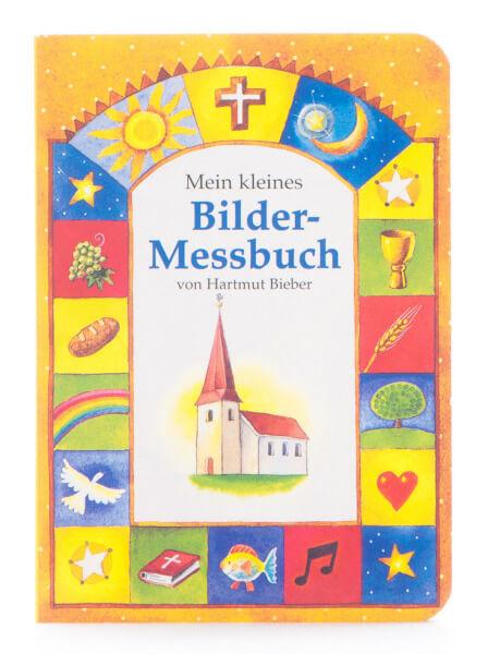 Kinderbuch - Mein kleines Bilder-Messbuch