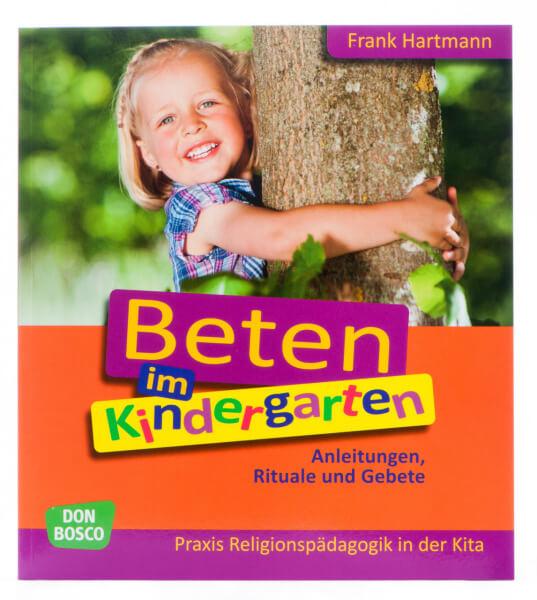 Kindergartenbuch - Beten im Kindergarten