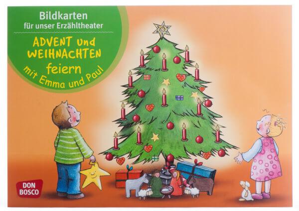 Bilderbuchgeschichten - Advent und Weihnachten feiern ...