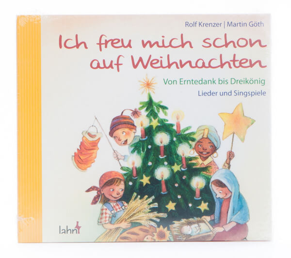 Kinder-CD - Ich freu mich schon auf Weihnachten