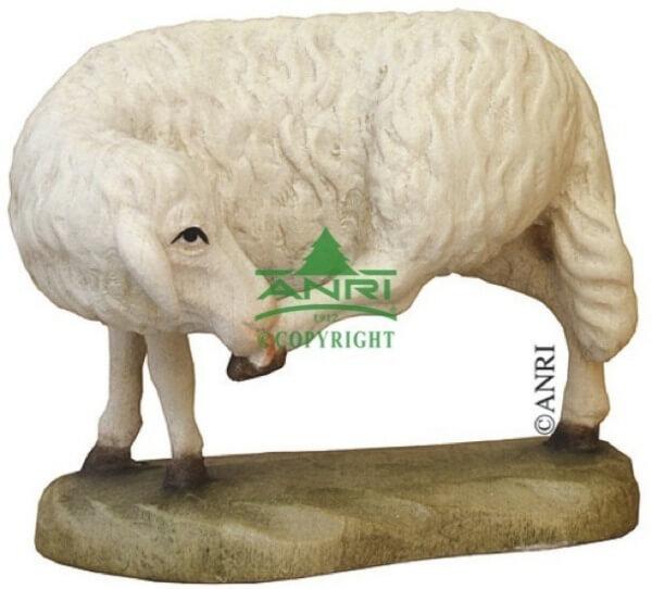 Karl-Kuolt-Krippe - Schaf stehend