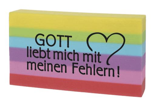 Radiergummi - Gott...