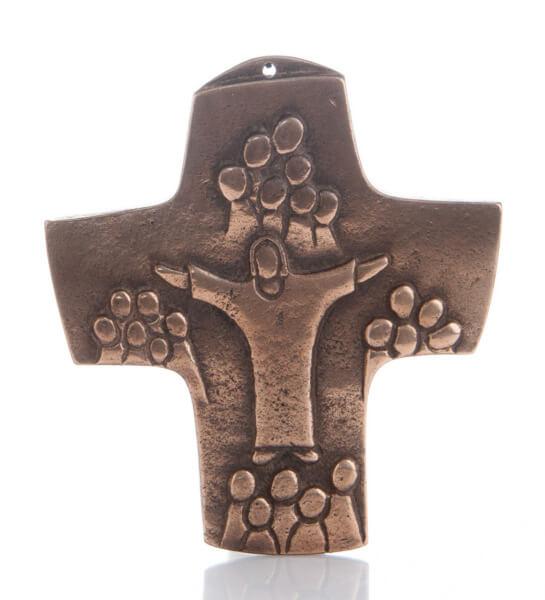 Kommunionkreuz - Jesus als Menschenfreund
