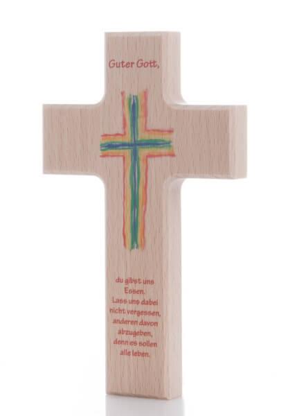 Kinderkreuz - Kreuz & Mittaggebet