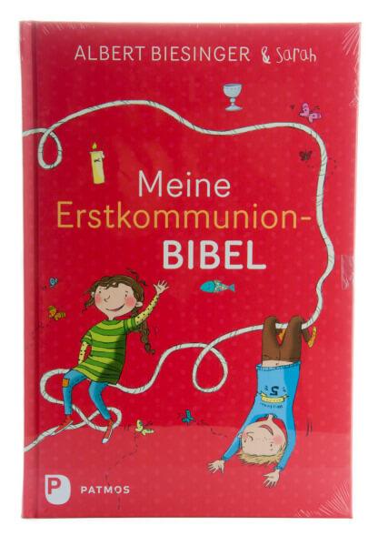 Kinderbuch - Meine Erstkommunion-Bibel